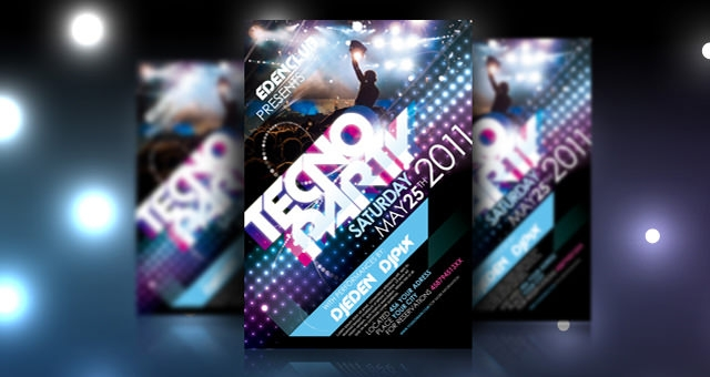 Party Flyer Designs  Psd Vector Eps Jpg Download
