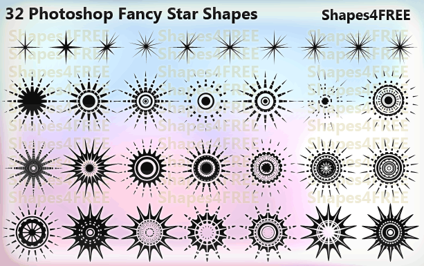 32- Fancy star-shapes-lg