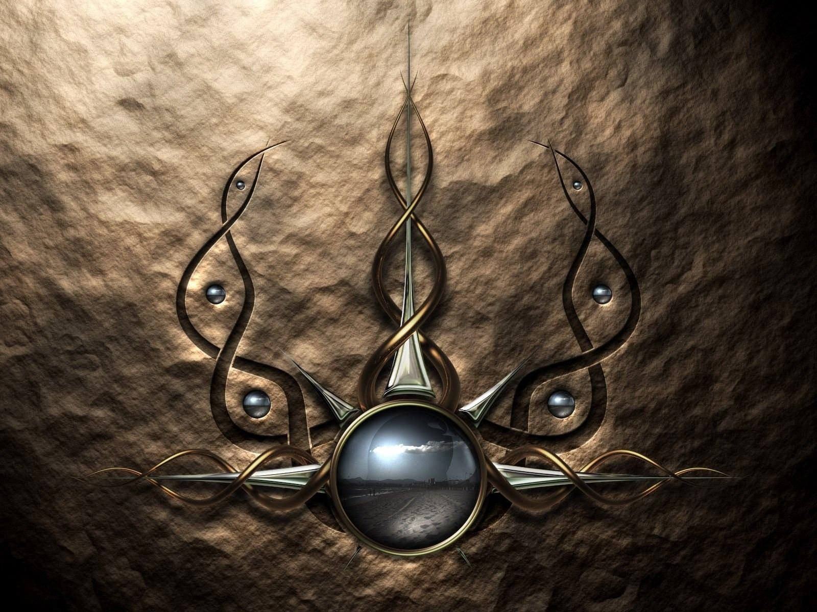 3d_tribal_wallpaper_abstract_3d_wallpaper_