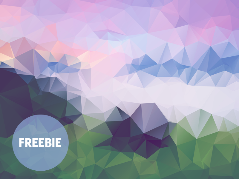Purple Polygonal Abstract Background: 230+ Free High Quality Geometric Polygon Backgrounds