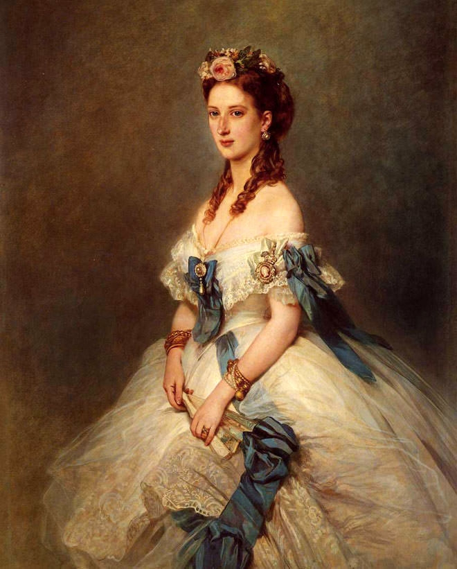 5-alexandra-princess-of-wales-old-painting