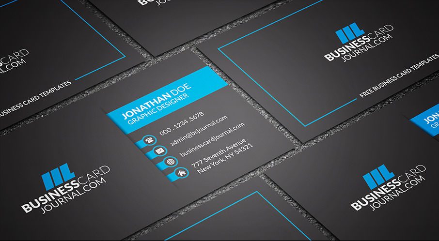 41+ Corporate Business Card Templates