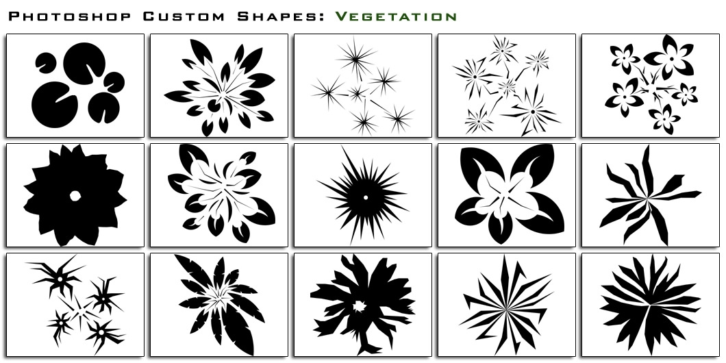 Custom_Shapes_Vegetation_by_thesuper