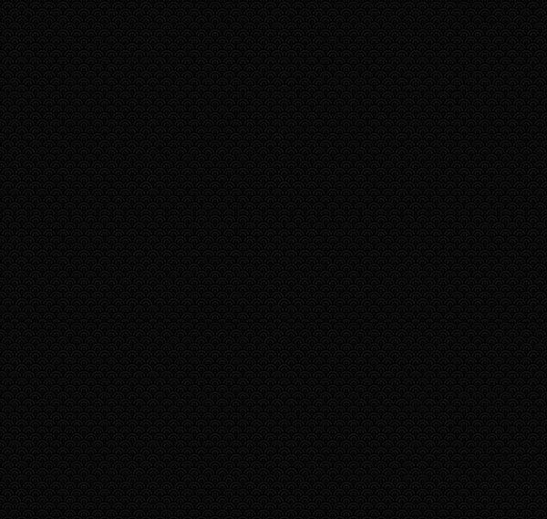 Download Black Nami Seamless Pattern