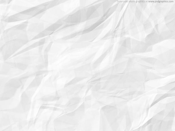 download free crumpled white paper texture