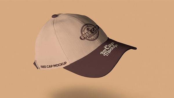 16+ Free PSD Cap Mockups cab1c451dd4b