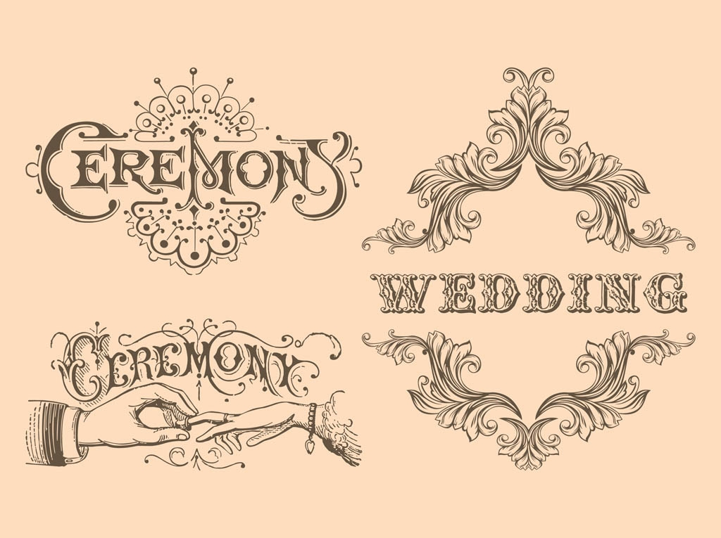 free vector clipart wedding - photo #17