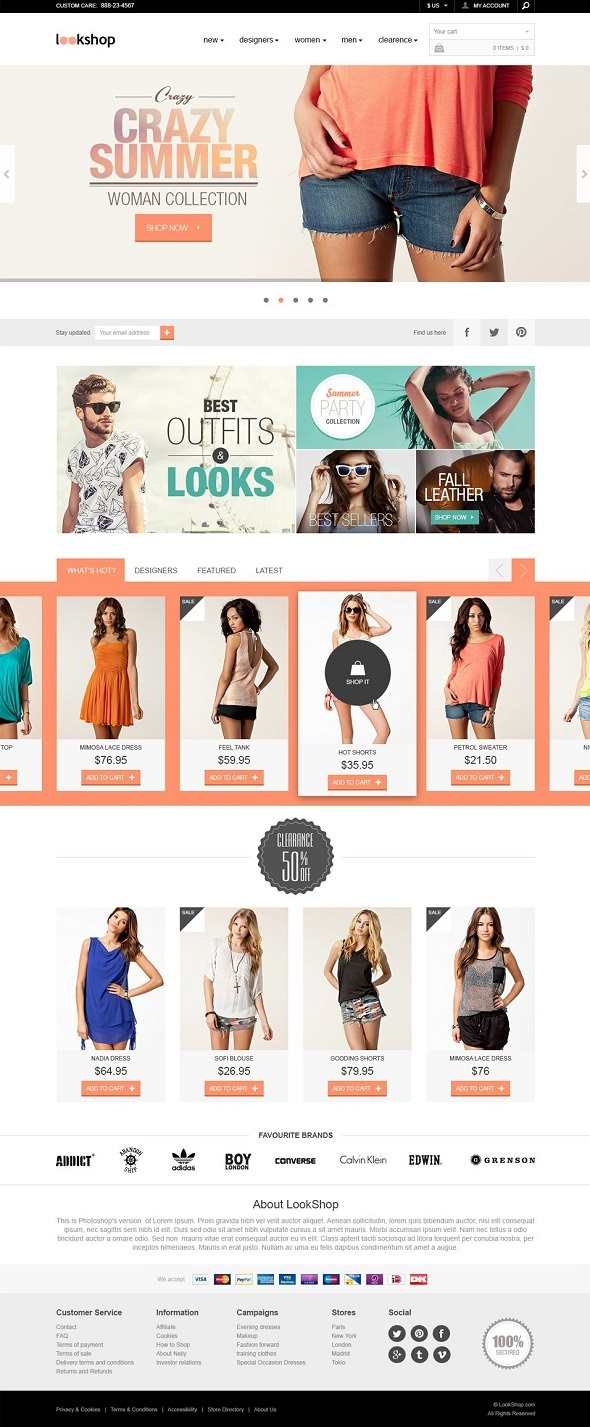 LookShop-–-E-commerce-Design-Template