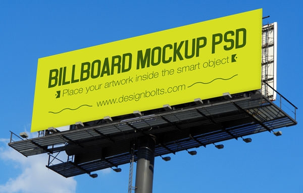 Free 80 Psd Outdoor Advertising Mockups In Psd Indesign Ai