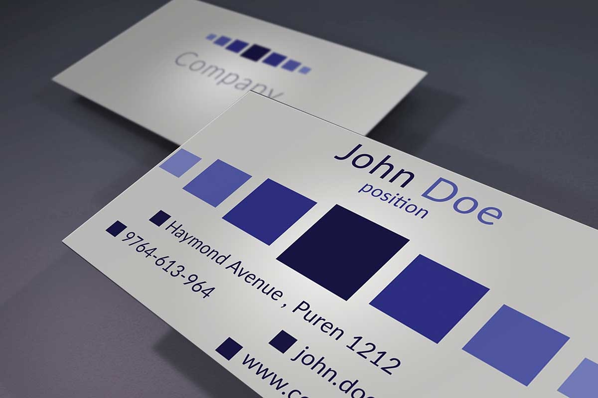 40 unique stylish psd corporate business card designs for free download simple corporate business card template fbccfo