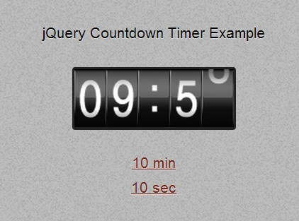 Simple-jQuery-Digital-Countdown-Timer-Plugin