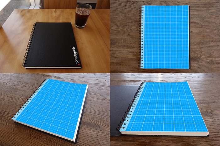 SketchbookMockups