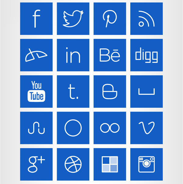 Sleek-Metro-Style-Social-Media-Icons