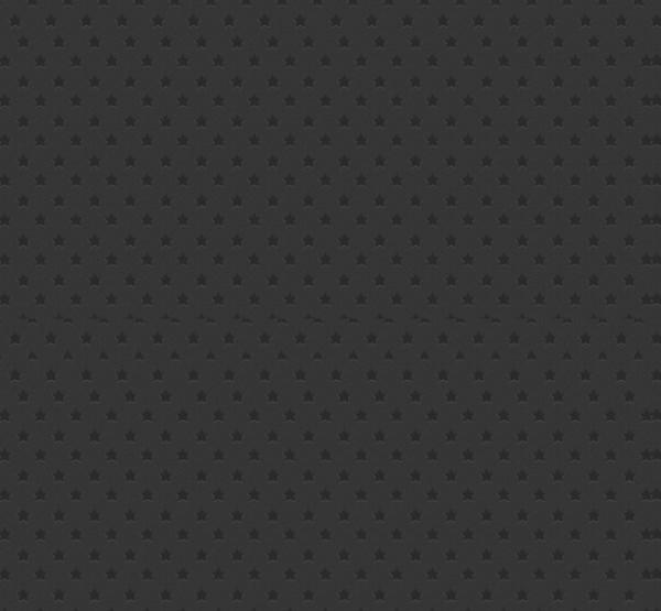 Starring Black Seamless Pattern free Download