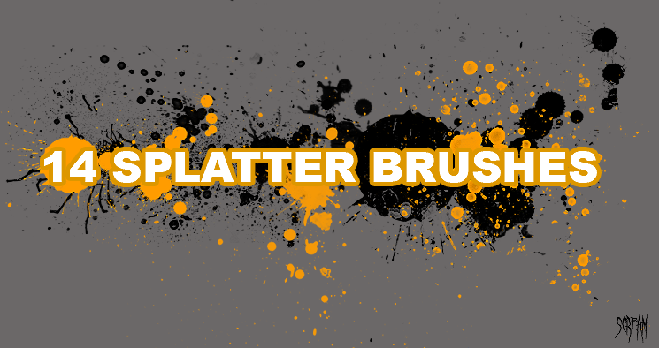 Ultimate_splatter_brushes_two_by_Screamotizer