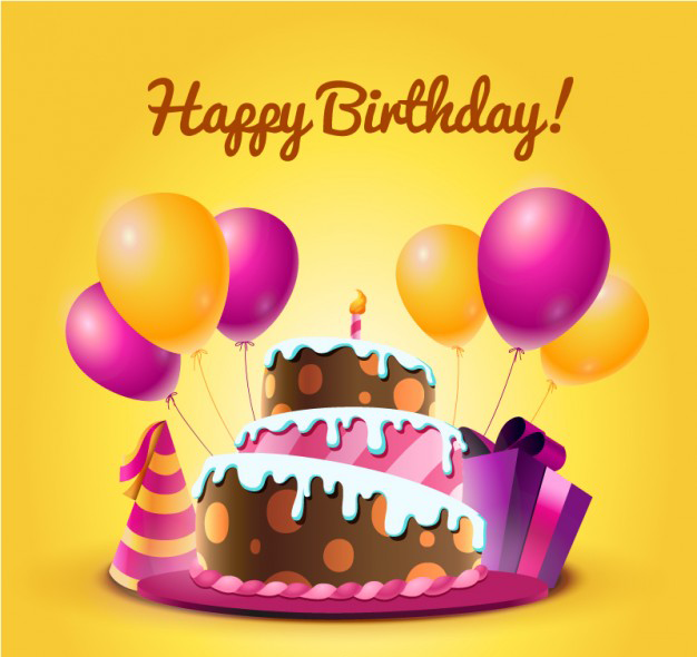 birthday-card-with-cake-and-balloons-in-cartoon-style_23-2147505342