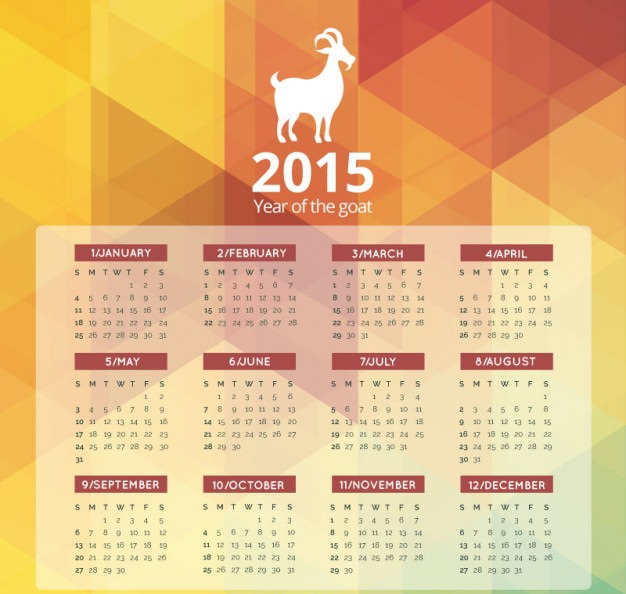 calendar-for-the-year-2015--year-of-goat_23-2147504008