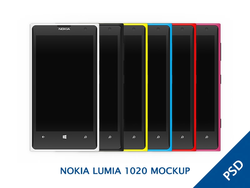 colourful nokia lumia