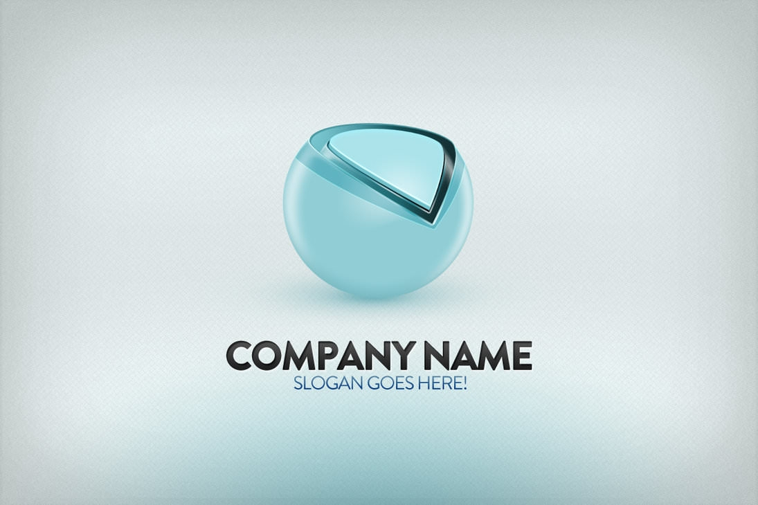 50+ Free PSD company logo Designs to Download