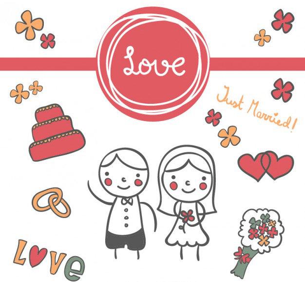 cute-wedding-cart-doodle-invitation_23-2147493893