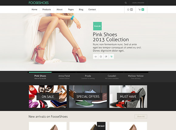 ecommerce-psd-template