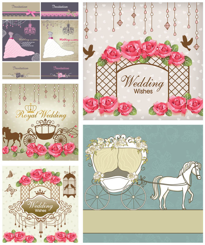 18 Free Wedding Vectors Jpg Vector Eps Ai Illustrator