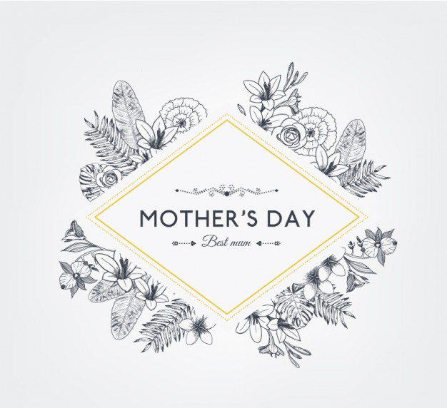 floral-mothers-day-badge-in-retro-style_23-2147509350
