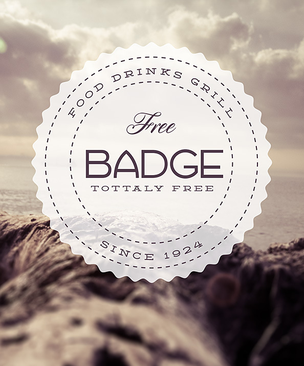 food-badge-retro-template_31-6542