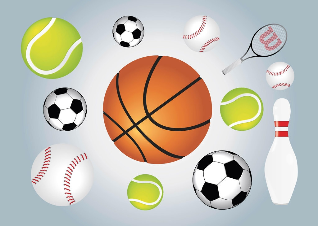 freevector ball sports