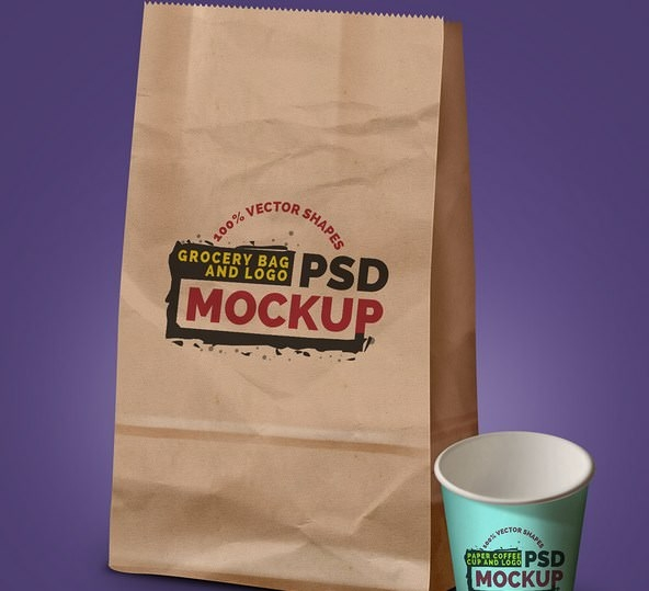 grocery-bag-coffee-cup-logo-psd-mockup