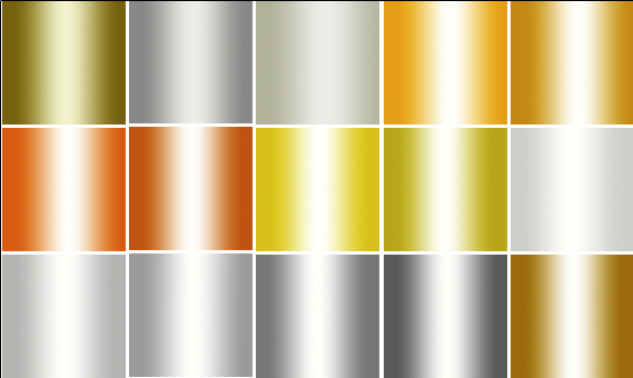metal-gradients