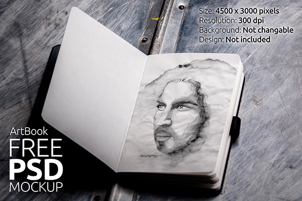 photoreallistic-sketch-book-mockup