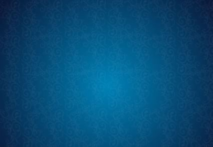 retro_background_floral_blue_pattern_267501