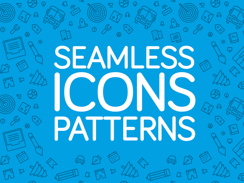seamless icons