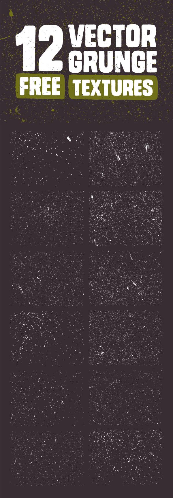 vector-grunge-textures