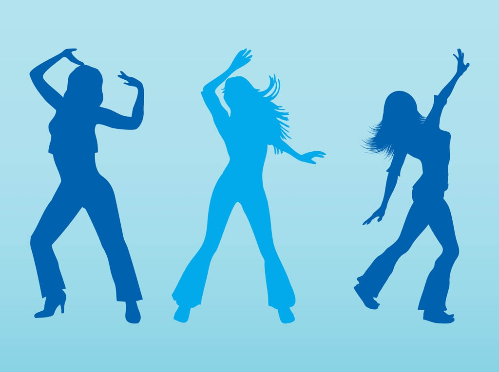 Dancing-Vector-Girls