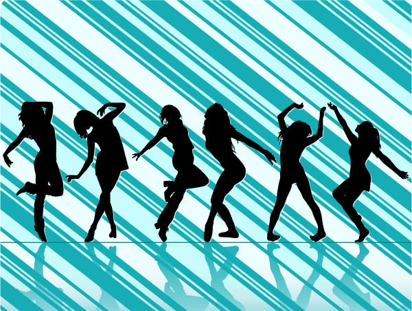 177_dancing-girl-silhouettes-striped-background-l-(1)