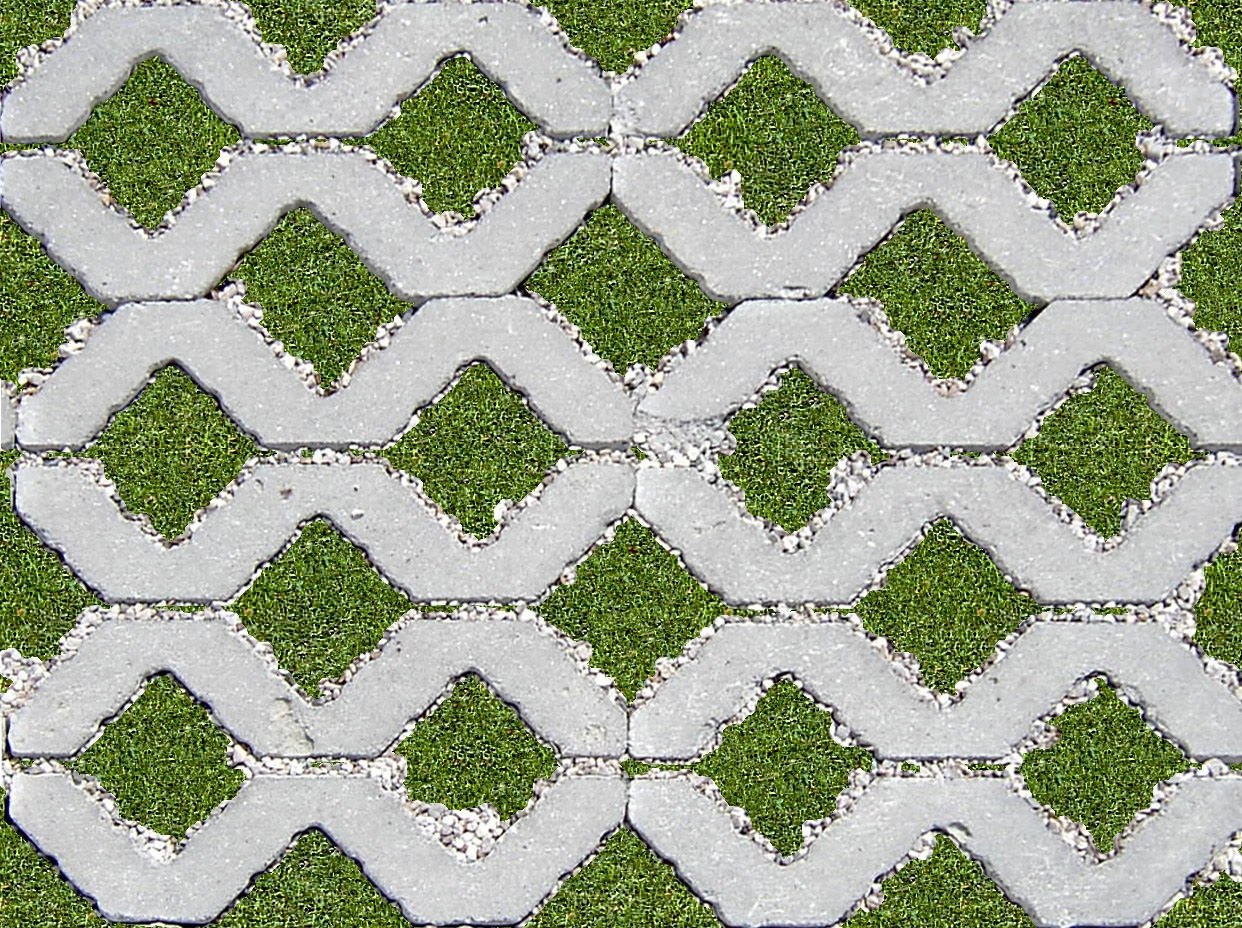 15 free grass pavement textures for Green pavers