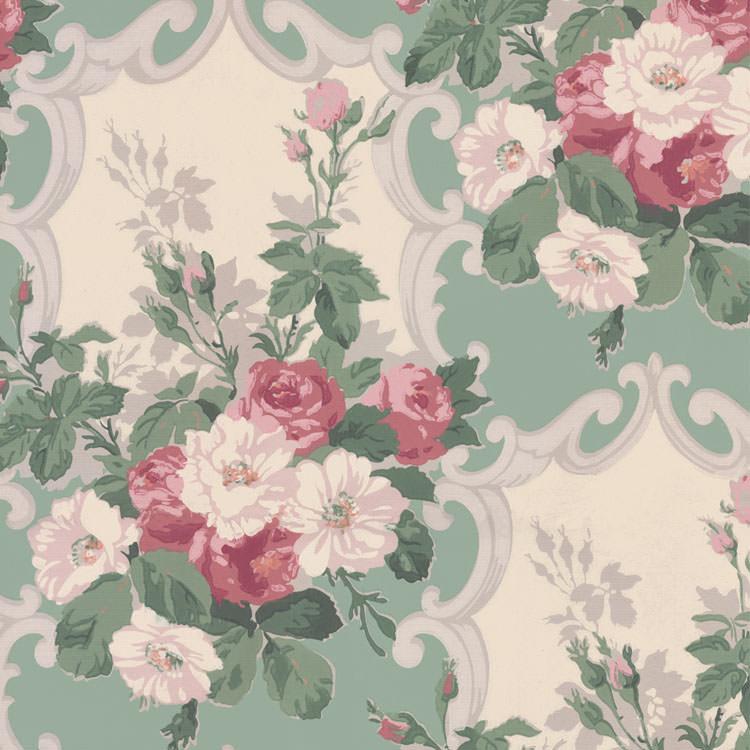 Download 15+ Free Floral Vintage Wallpapers  Download 15+ Fr...
