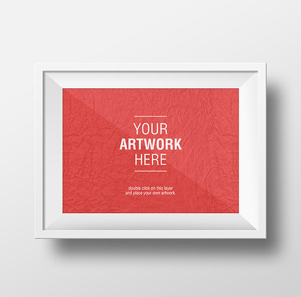Download 8 Free Horizontal Poster Mockups