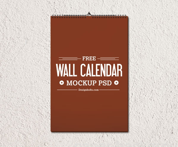 17 Best Calendar Mockups Freecreatives