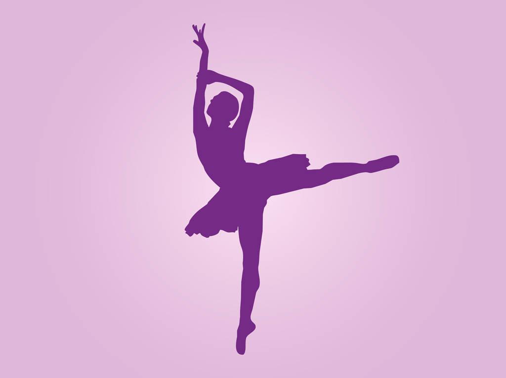 Dancing-Ballerina-Vector