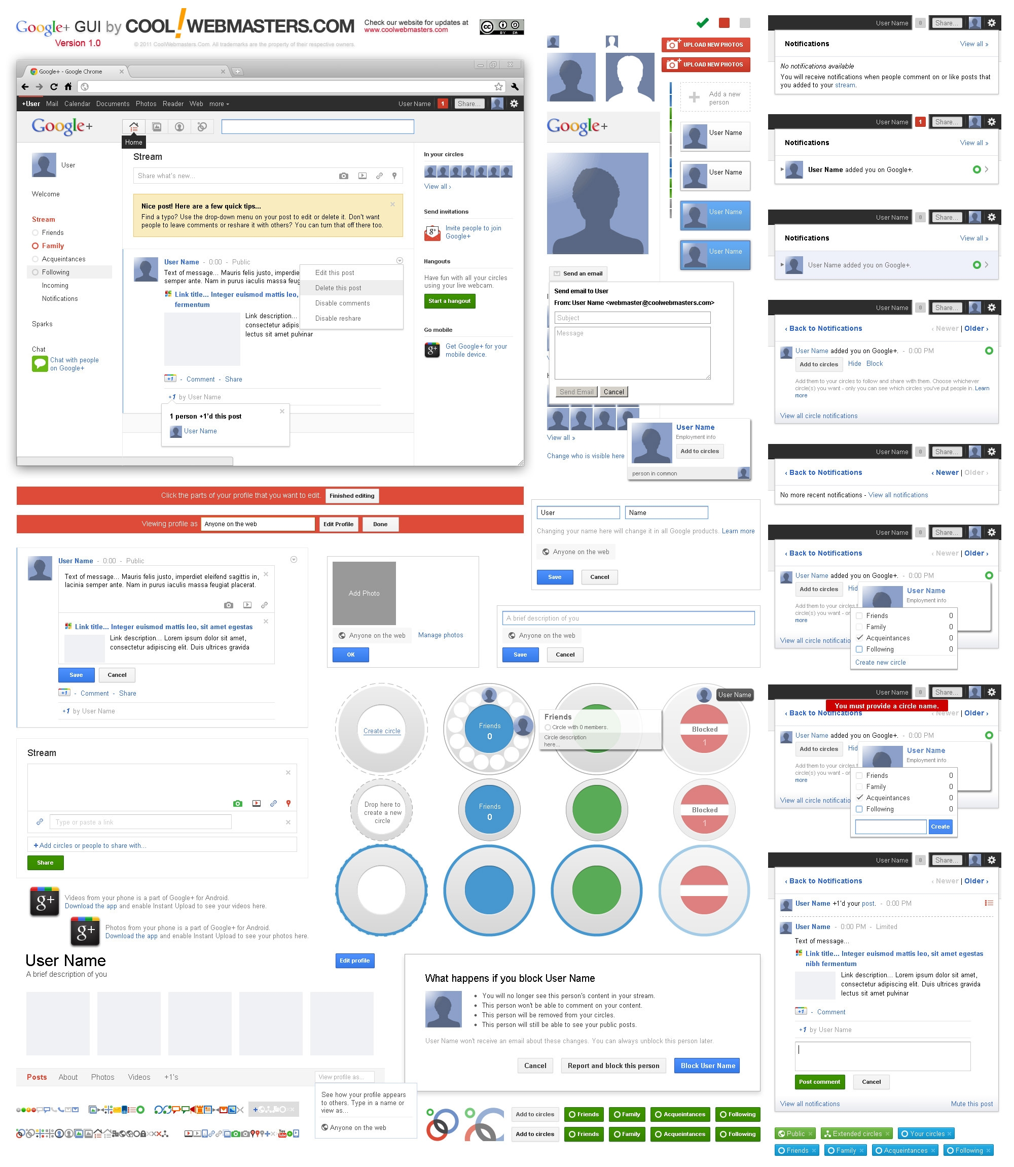 Google+GUI-by-coolwebmasters