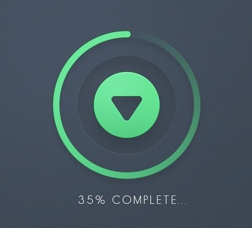 Green-Download-Button-with-Progress-Bar-PSD