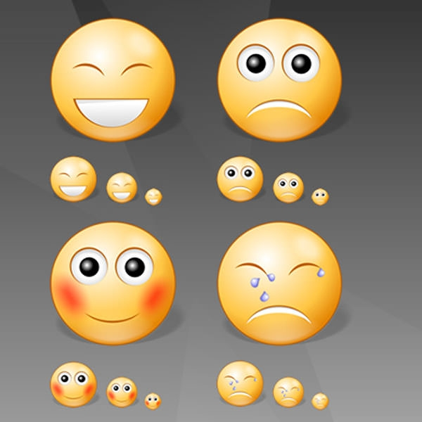 IconTexto-Emoticons