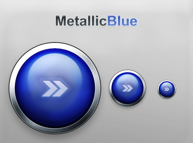 Metallic_Blue_Button_by_easydisplayname