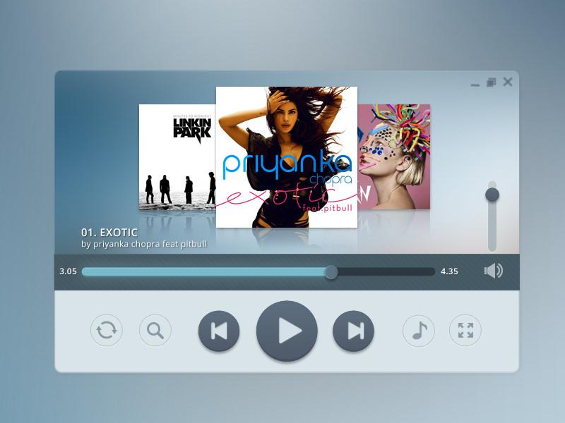 Music-Plyer-UI
