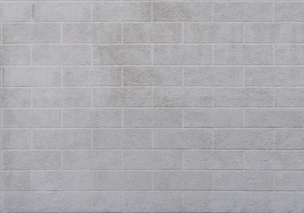 Vintage Contemporary Old White Brick Wall Texture