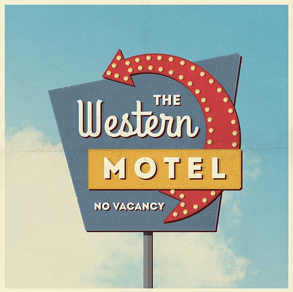 Vintage Motel Sign Mockups
