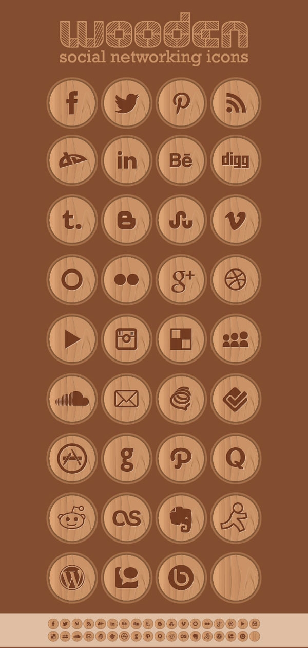Wooden-Free-Social-Networking-Icons-set-2013